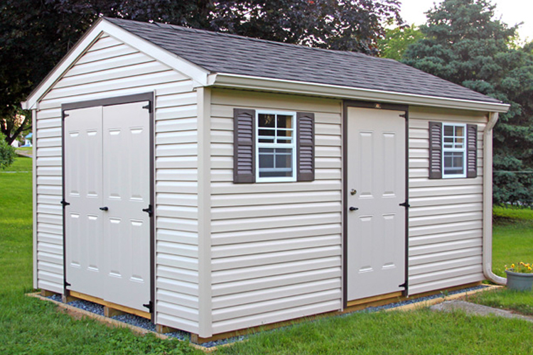 Amish built sheds lancaster pa shed builders for Amish built buildings