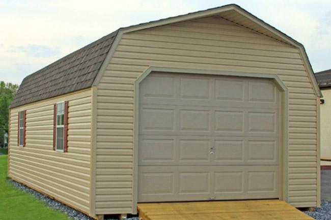 Single Wide Garages