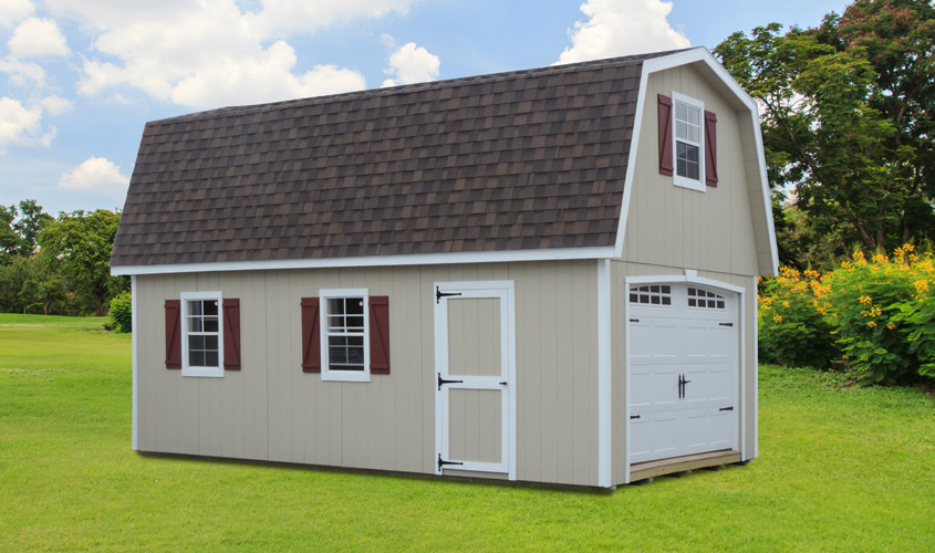 Amish Garages In Pa : Amish built garages pa garage builders md