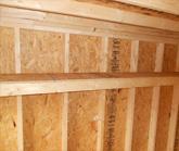 Pine Board Interior
