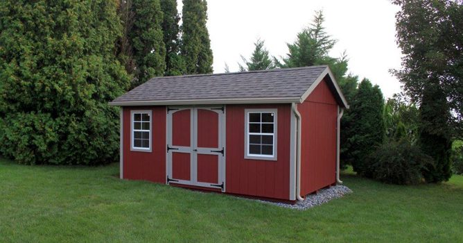 Classic A-Frame Shed Loysville PA