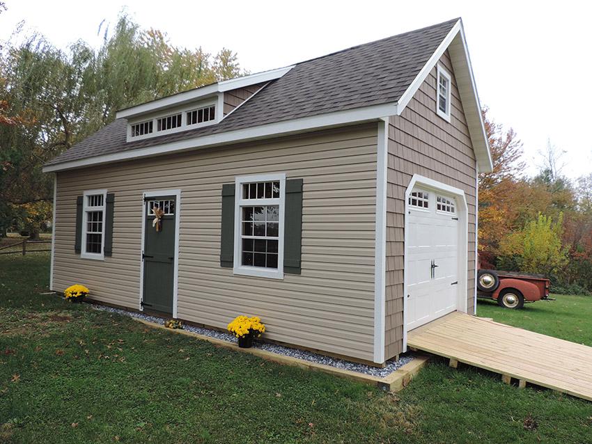 Amish Built Shed Maryland