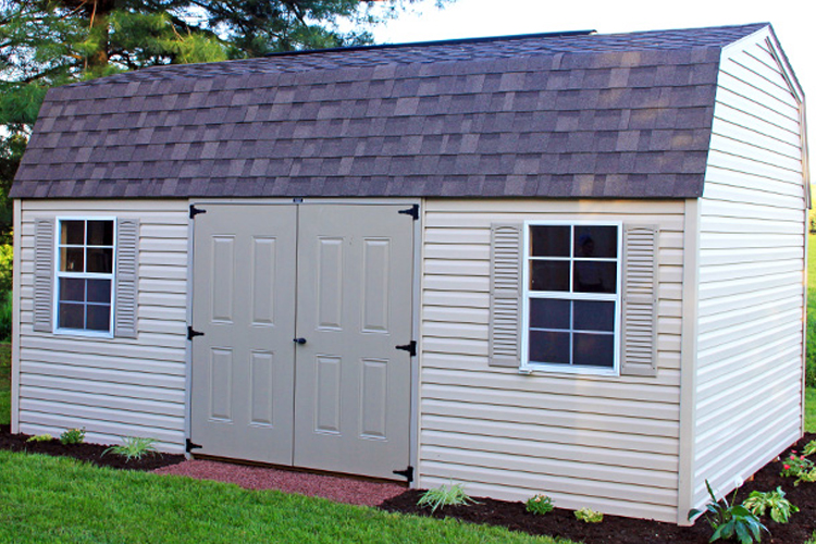 Custom Amish Sheds For Lancaster Pa Md Nj De Glick Woodworks