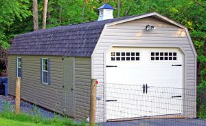 Vinyl Single Wide Garage