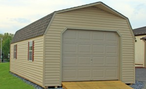 Single Wide Garage
