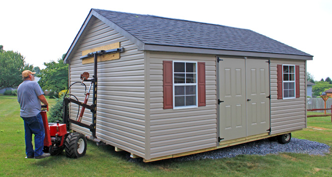 Storage Shed MD