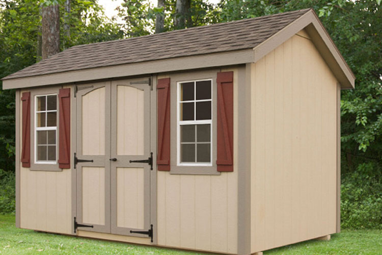 Custom Shed Quote