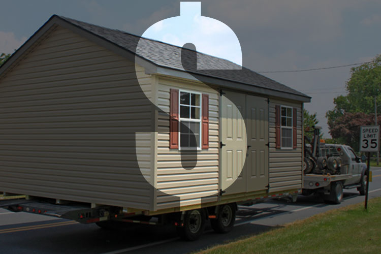 Shed Financing