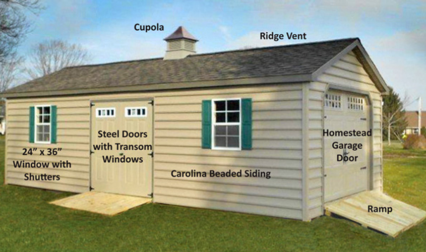 Shed Options PA