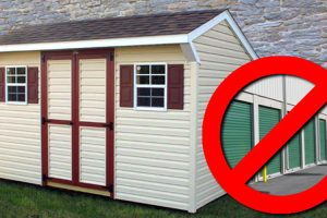 Rent-To-Own Sheds