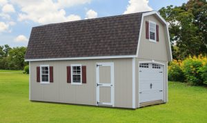 12x24 Single Wide Two Story Gambrel