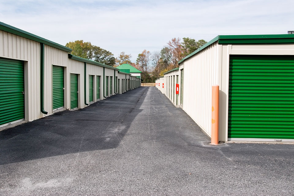 Costly monthly storage unit rental