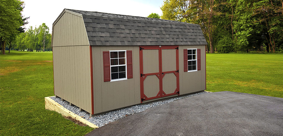 12x20 dutch barn with smart side