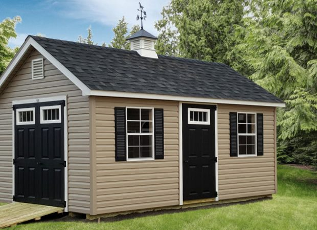 Shed Siding: Finding the Best Shed Material