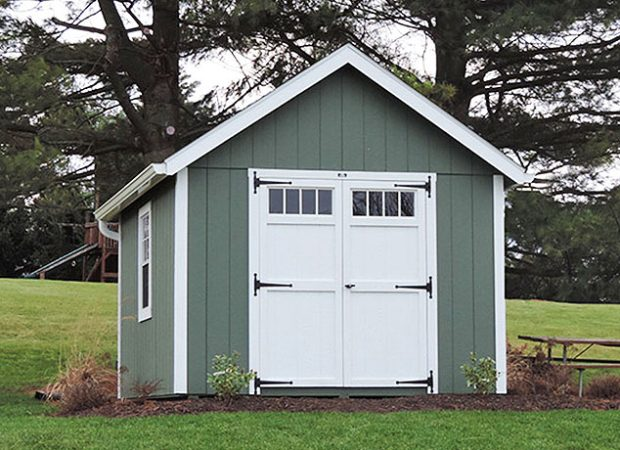 Choosing the Best Shed Size to Build for Your Yard