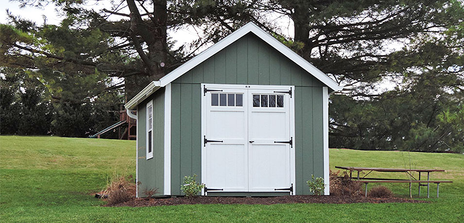 Best Shed Size For Your Yard Common Shed Sizes Shed Size