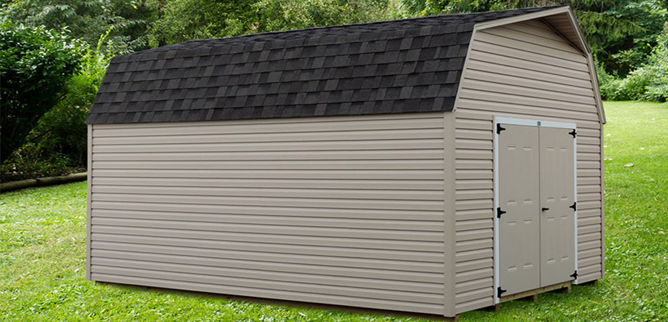 shed organization ideas for high wall barn