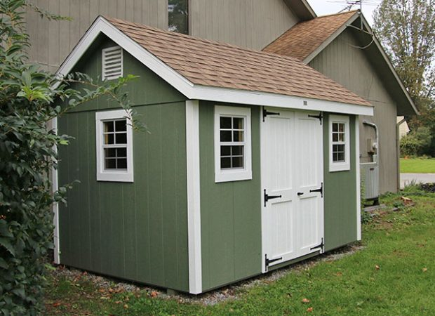 Buying Guide: Vinyl vs. Wood Shed