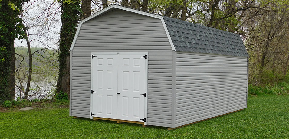 rent-to-own high wall barn