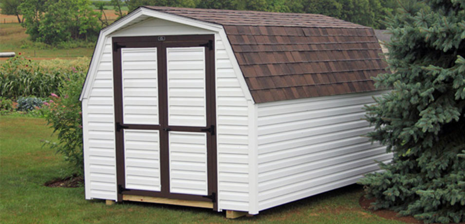 8x12 mini barn storage shed prices