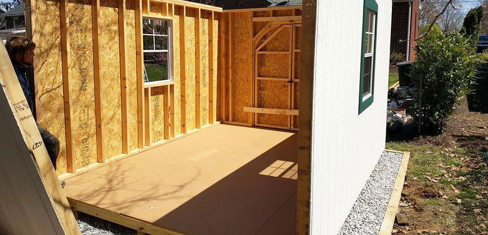 where to buy a new shed