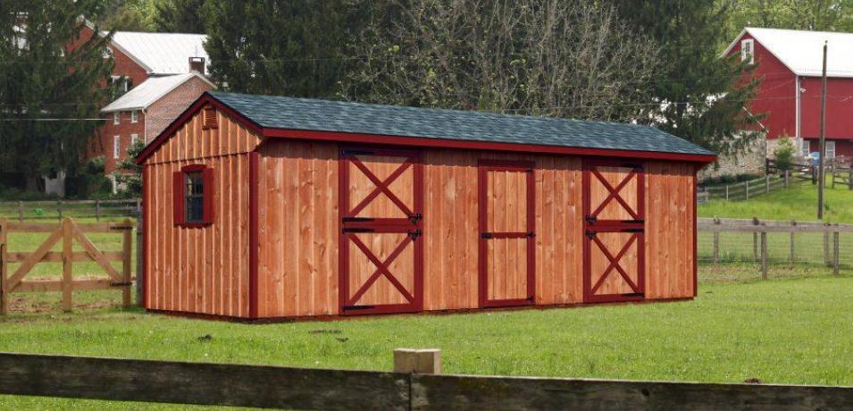 budget barns
