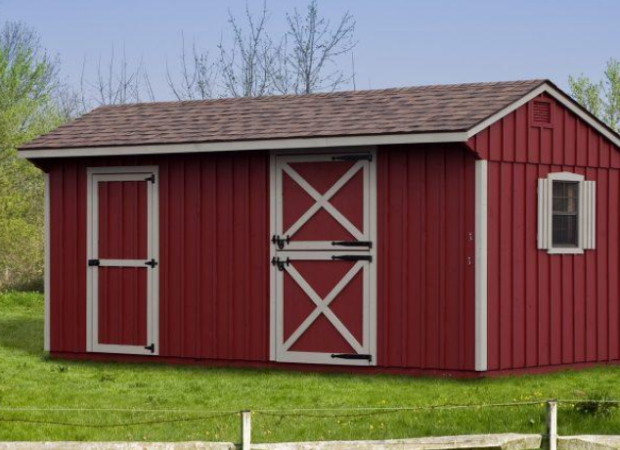 Inexpensive Horse Barns that Last