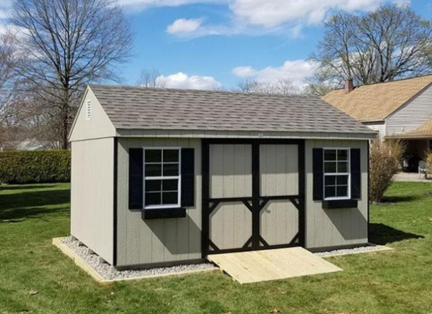 5 of Our Favorite Custom Sheds