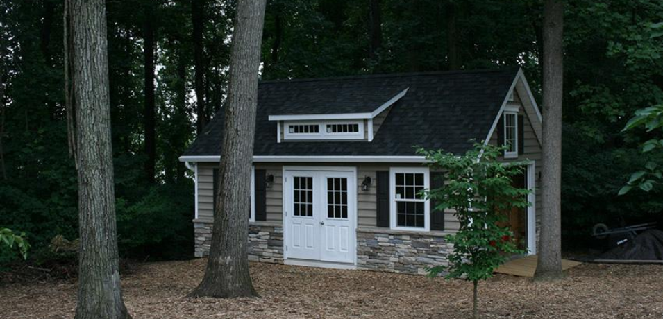 made-to-order sheds