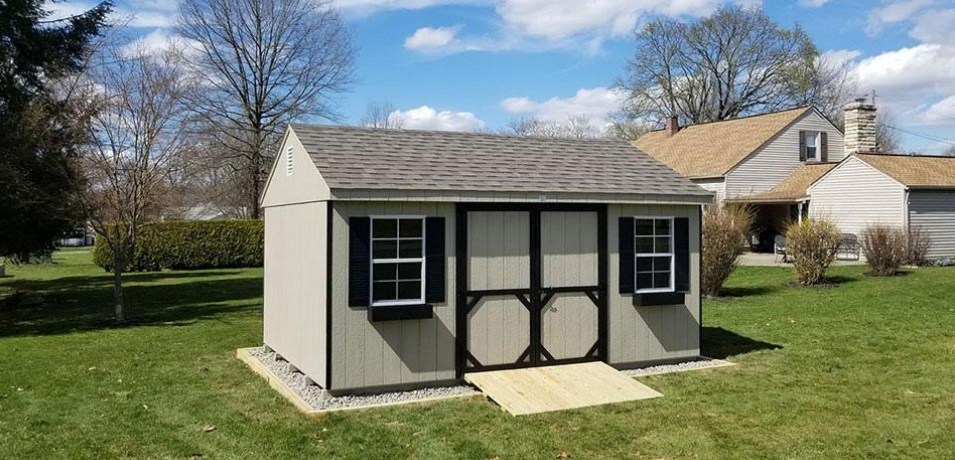 affordable smartside sheds