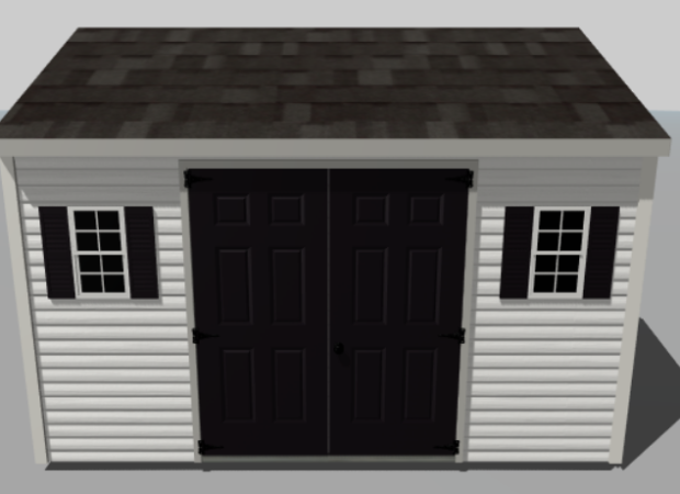 Custom Designing a Shed: See All Your Options