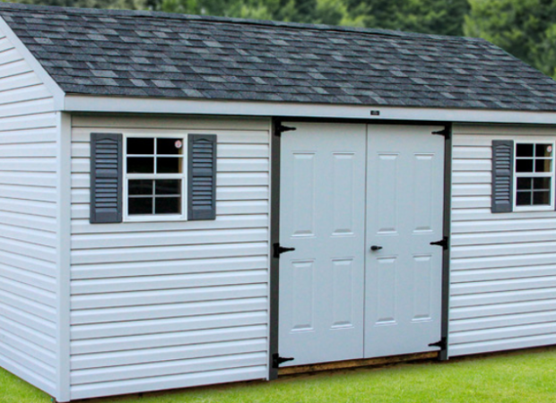 Popular Outdoor Shed Colors