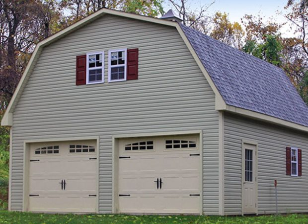 Garages with Lofts: Advantages, Sizes, & Prices