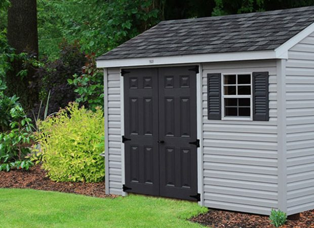 Modern Storage Sheds: Colors & Designs