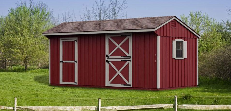modular horse barn