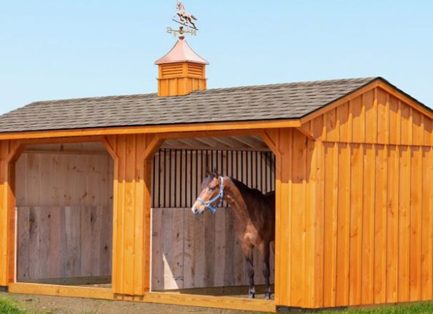 Pre-Built Horse Barns that Last for Decades