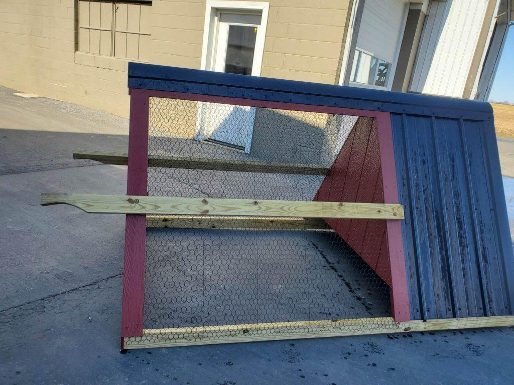 rustic chicken coop for sale