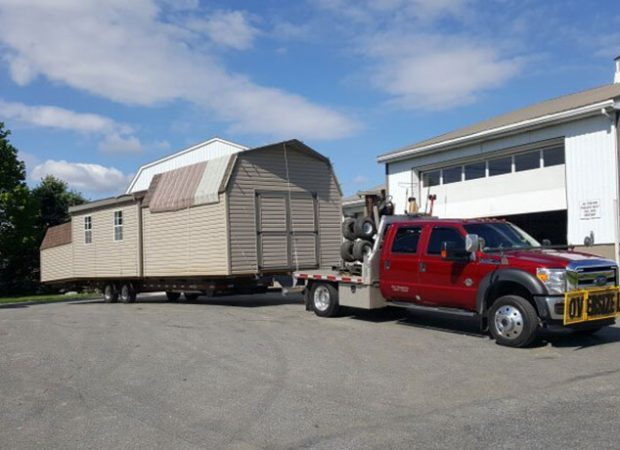 Moving a Storage Shed: Everything You Need to Know