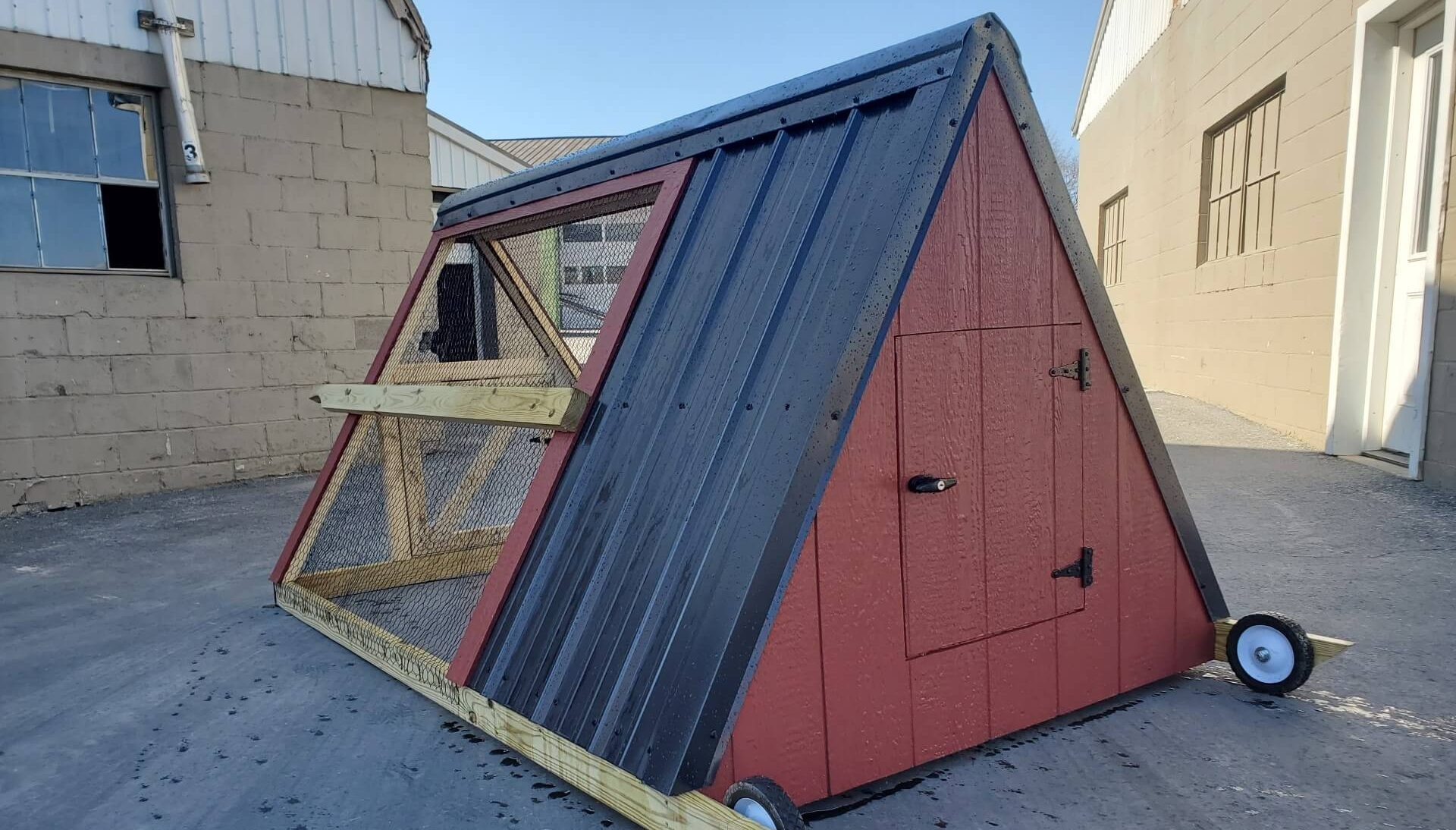 amish built chicken coops for sale