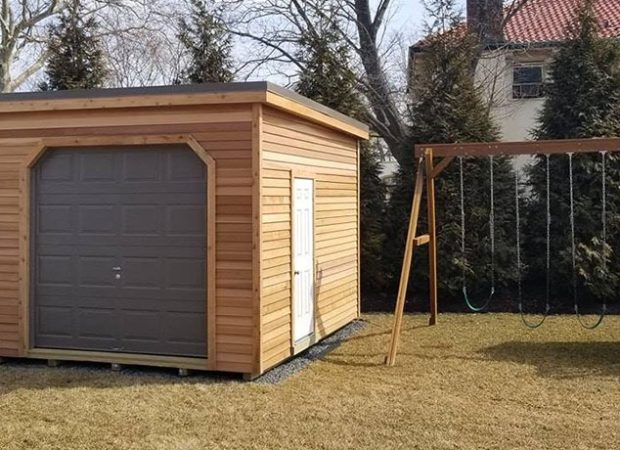 Unique Sheds: For Storage, Style, & Much More