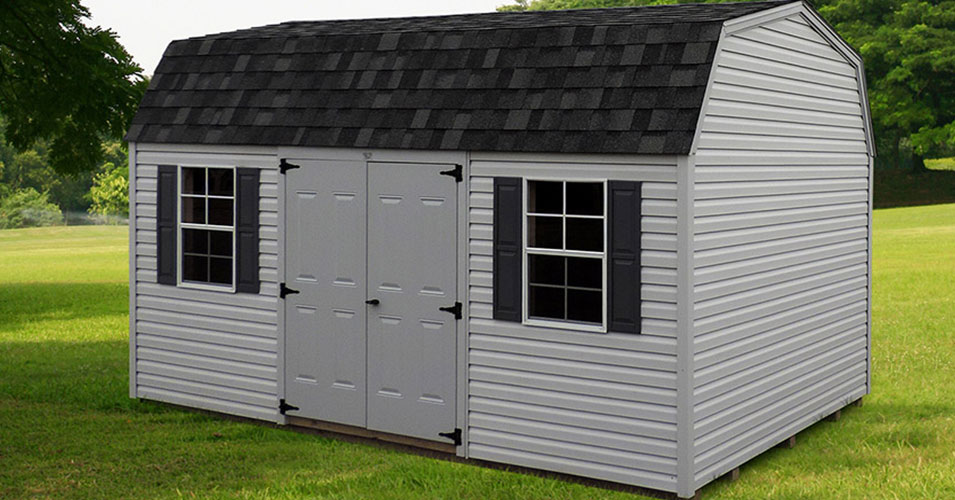 attractive sheds