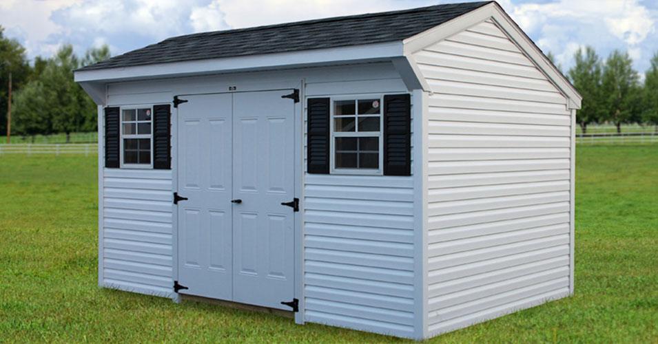 best quality sheds
