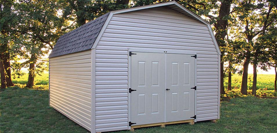 highwall shed that looks like barn