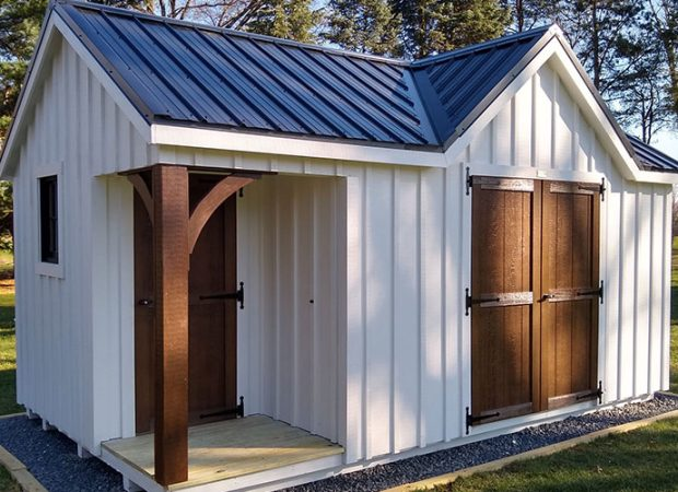 Board and Batten Sheds: Get Inspired & Build with Us